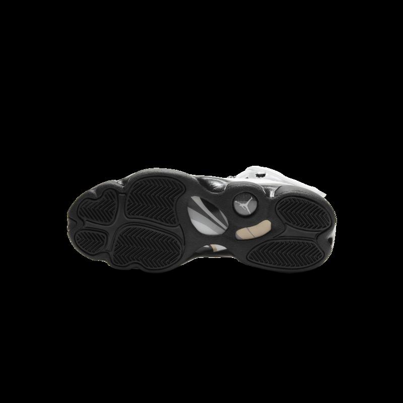 Air Jordan Air Jordan 6 Rings GS White/Black Metallic/Gold DJ6163 107