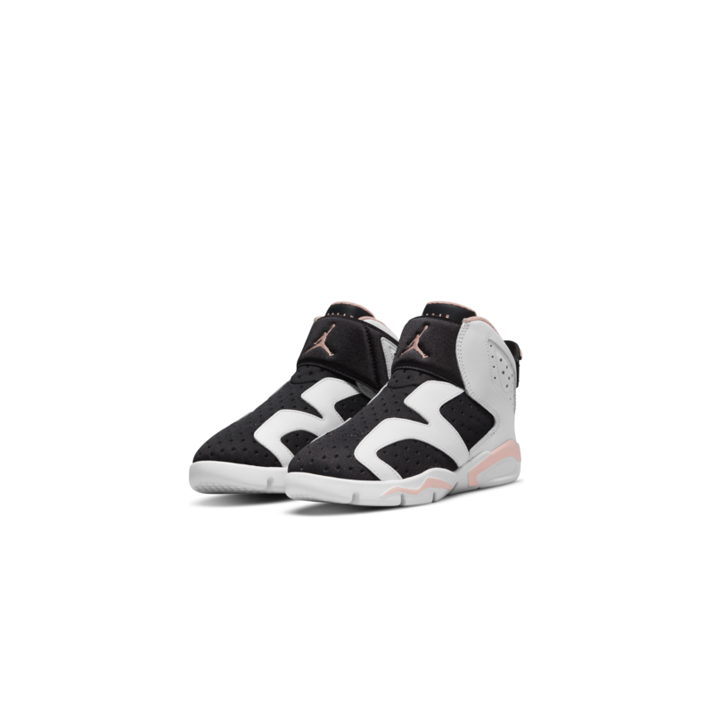 Air Jordan Air Jordan 6 Retro Little Flex PS White/Arctic Orange CT4416 108