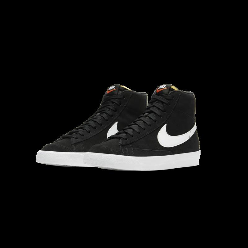 Nike Nike Mens Blazer Mid 77 Suede Black/White CI1172 005