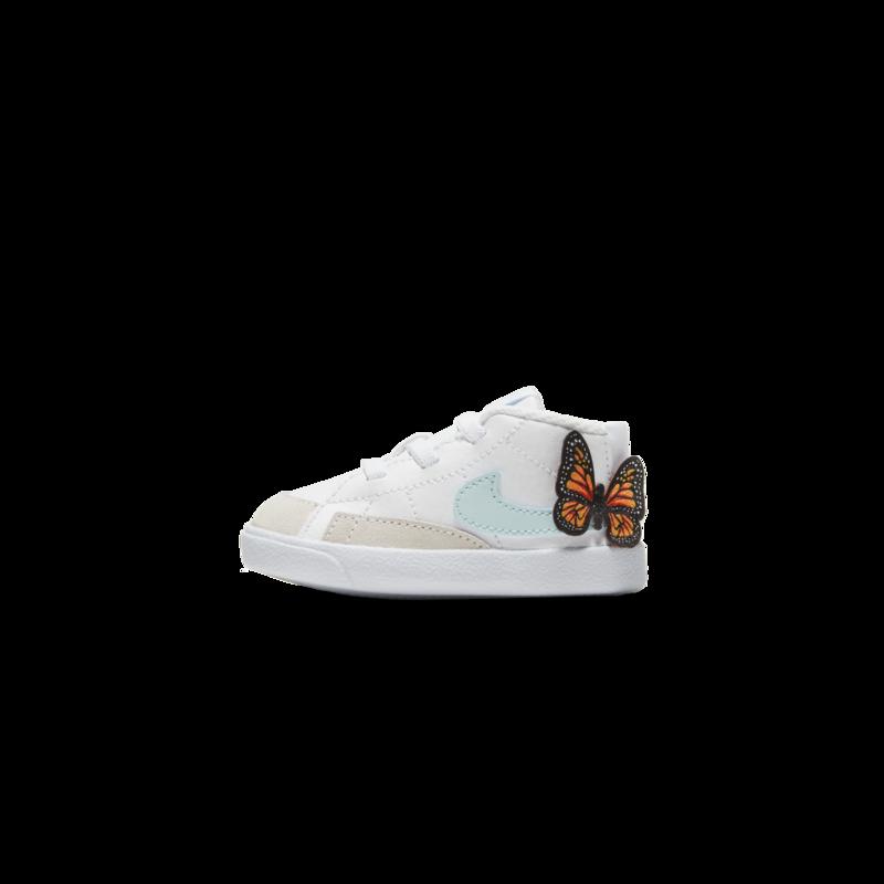 Nike Nike Blazer Mid Crib SE White/Glacier Blue DC8228 100