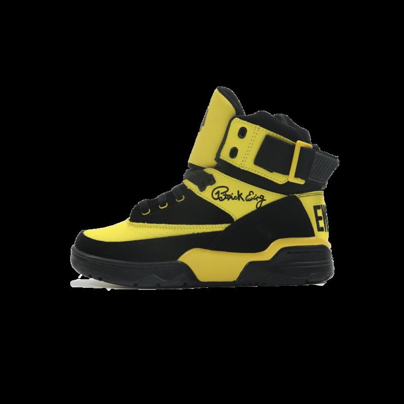 EWING Ewing 33 Hi Black Yellow 1EW90109-048
