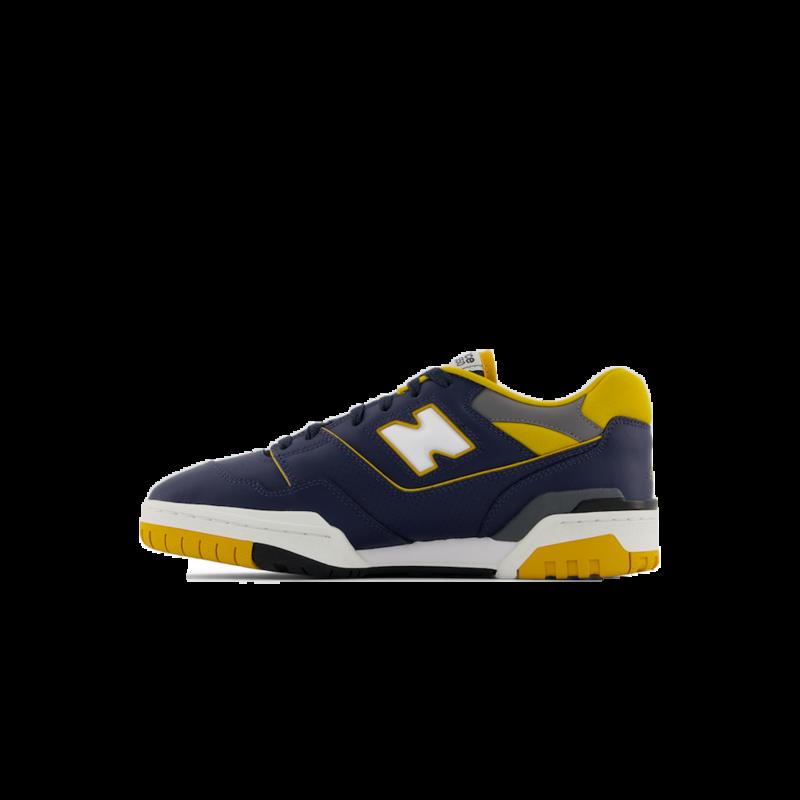 New Balance New Balance Men's 550 Navy Gold BB550MA1