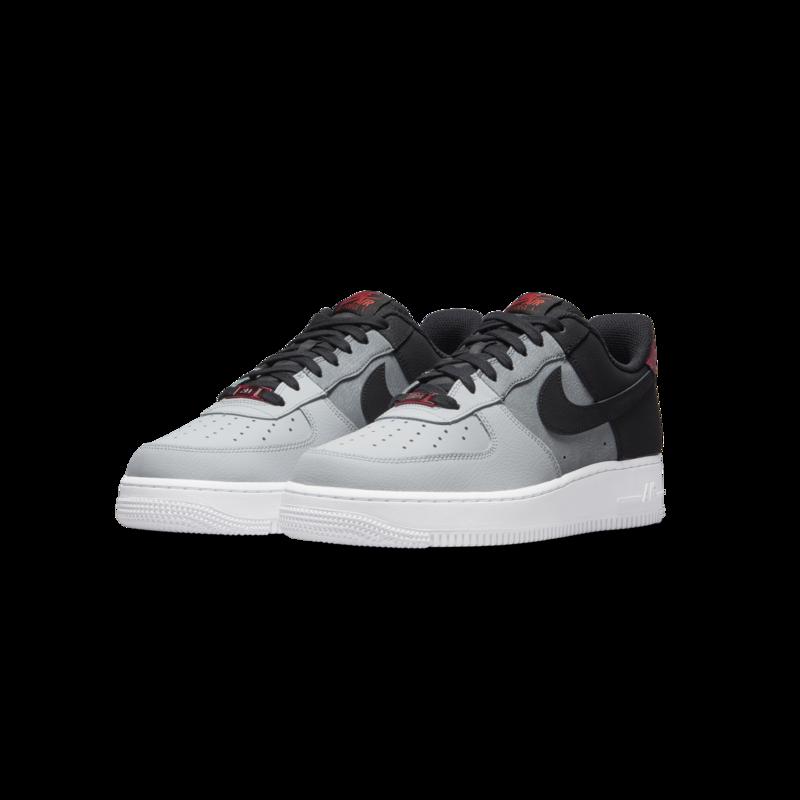 Nike Nike Mens Air Force 1 07 LV8 Black Smoke Grey CZ0337 001