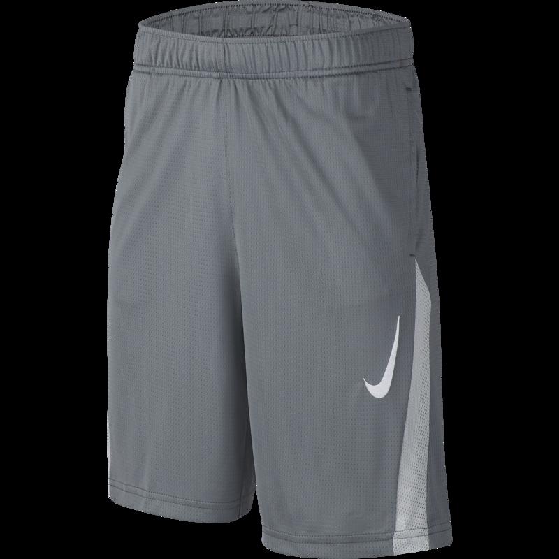 Nike Nike Boys Sring Training Short Grey CJ9272 084
