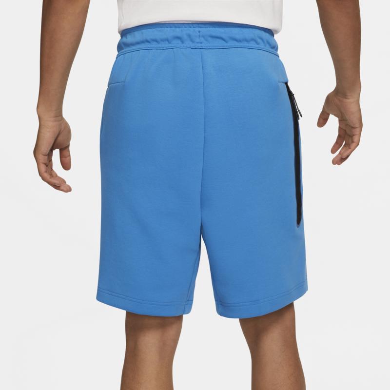 Nike Nike Men's Tech Fleece Shorts Royal Blue CU4503 435