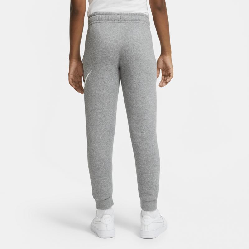 Nike Nike Kid's Club Fleece Pant Grey/Black/White CJ7863 091