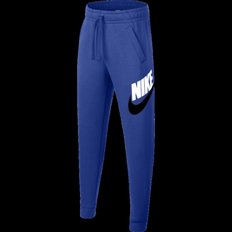 Nike Nike Kid's Club Fleece Pant Blue/White/Black CJ7863 480