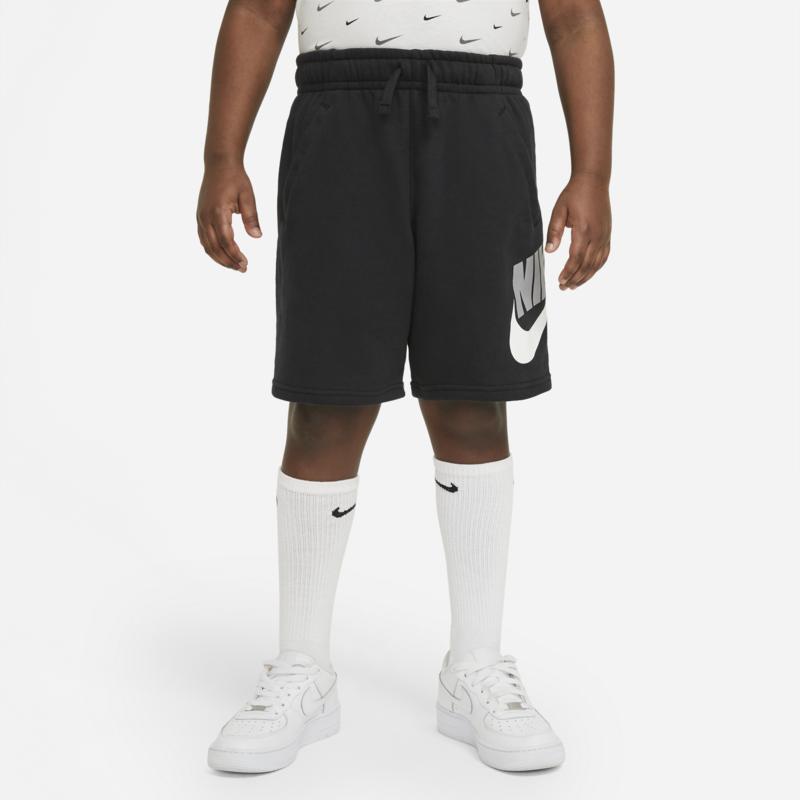 Nike Nike Kid's Club Fleece Shorts Black/White/Grey CK0509 010