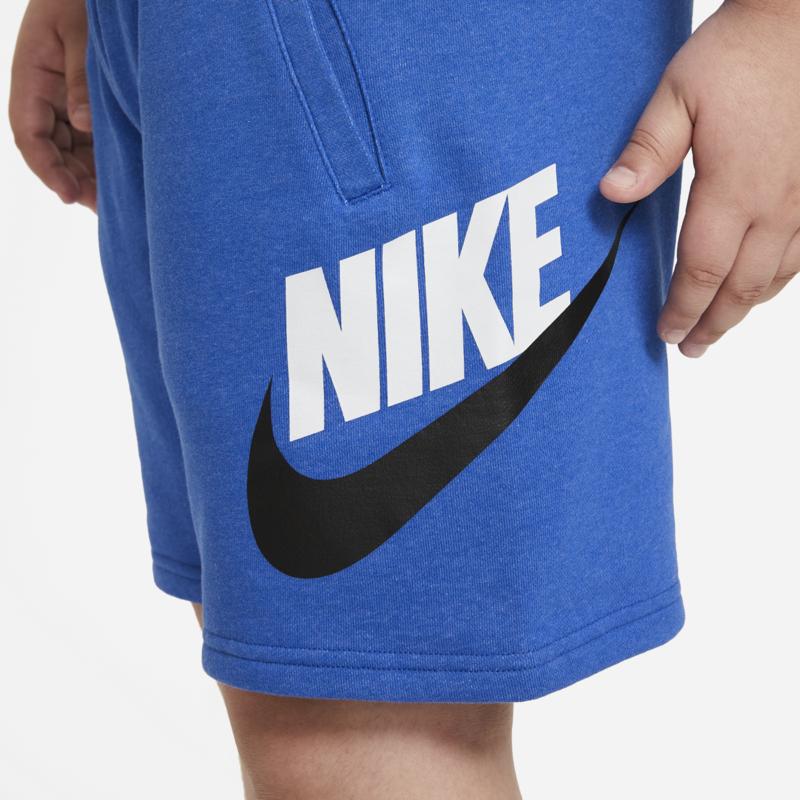 Nike Nike Kids Sportswear Club Fleece Shorts Blue/white/black CK0509 480