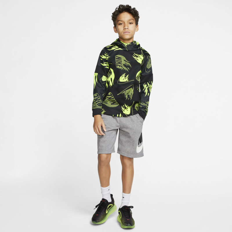 Nike Nike Kid's Club Fleece Shorts Grey/Black/White CK0509 091