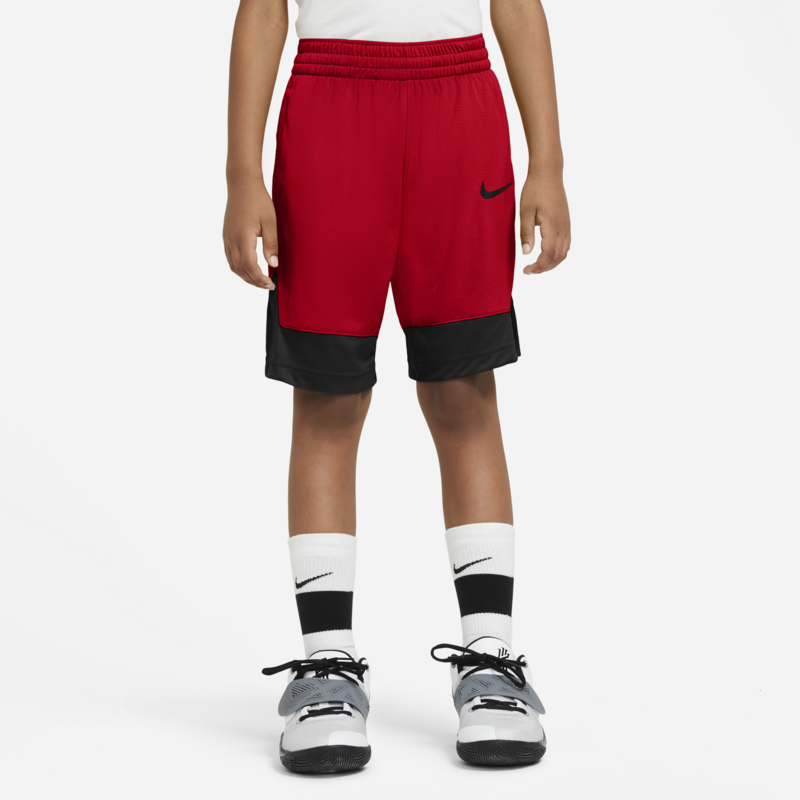 Nike Nike Boys Basketball Shorts 'Red/Black' CU9137 658