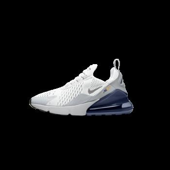 Nike Nike Air Max 270 GS 'White/Metallic Silver' 943345 109