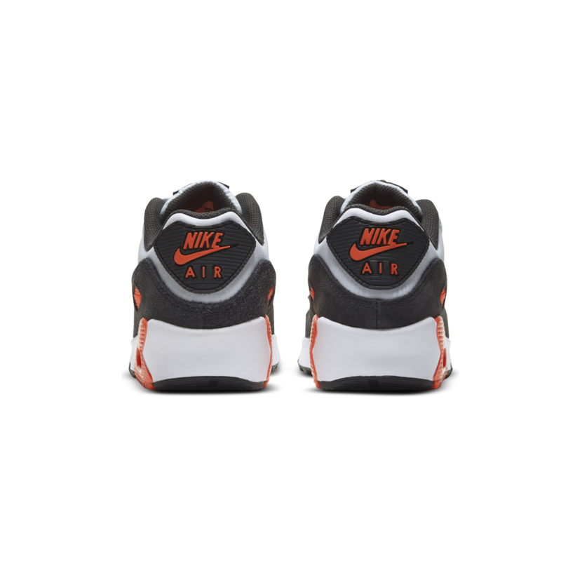 Nike Nike Air Max 90 LTR Gradeschool Football grey/white CD6864 012