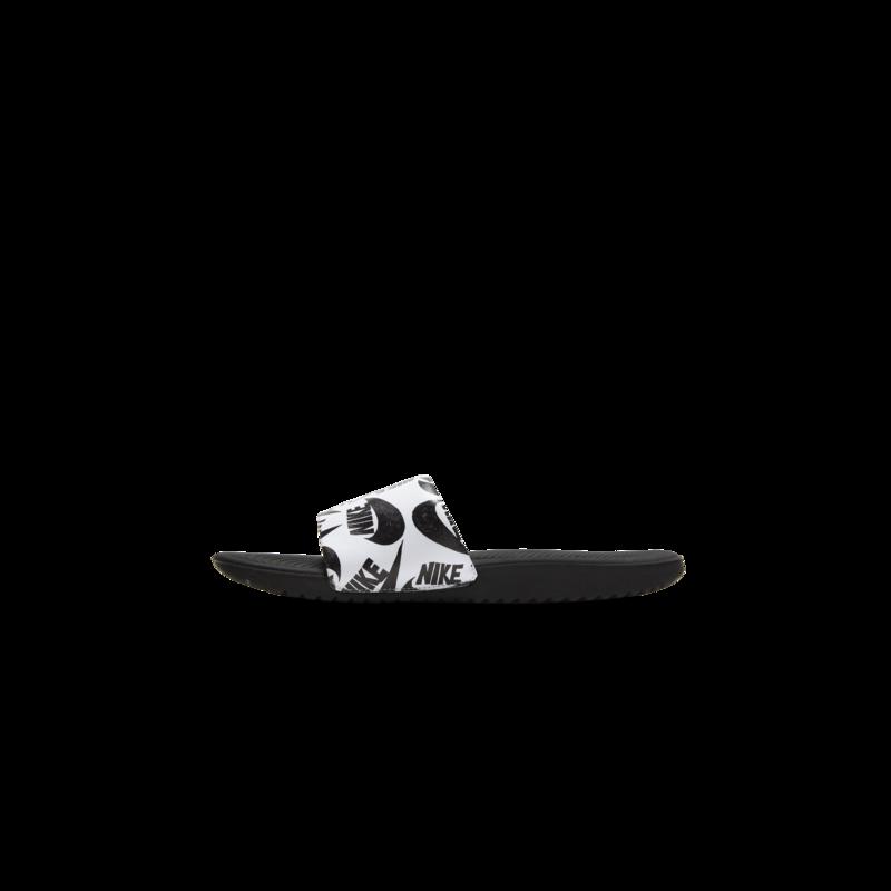 Nike Nike Kawa Slide SE JDI GS/PS White/Black CT6619 100