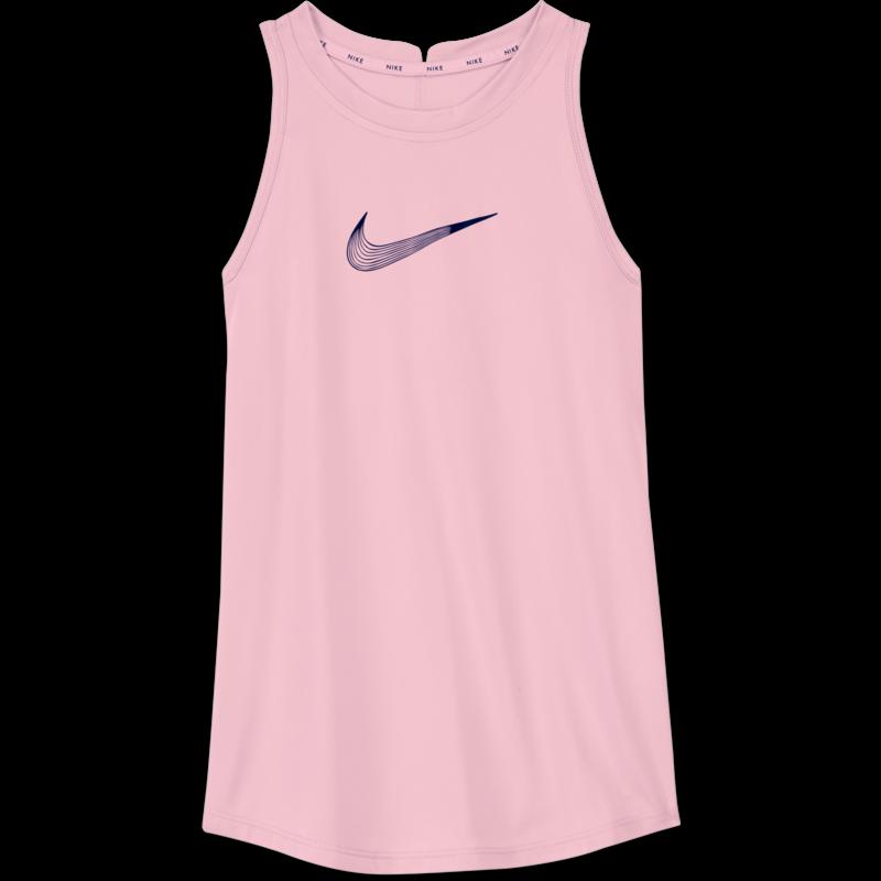 Nike Nike Girls Dri-fit Trophy Tank Top Pink DA1370 658