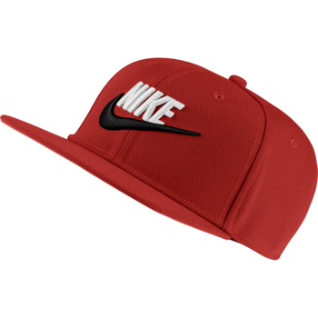 Nike Nike Youth Adjustable Hat Red/White/Black AV8015 658