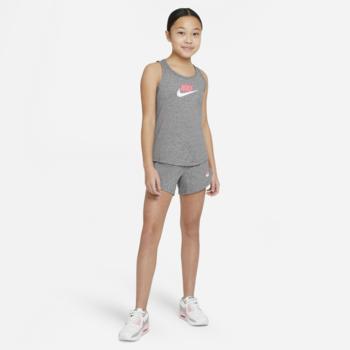 Nike Nike Girls Sportswear Tank Top Grey/Pink/White DA1386 091