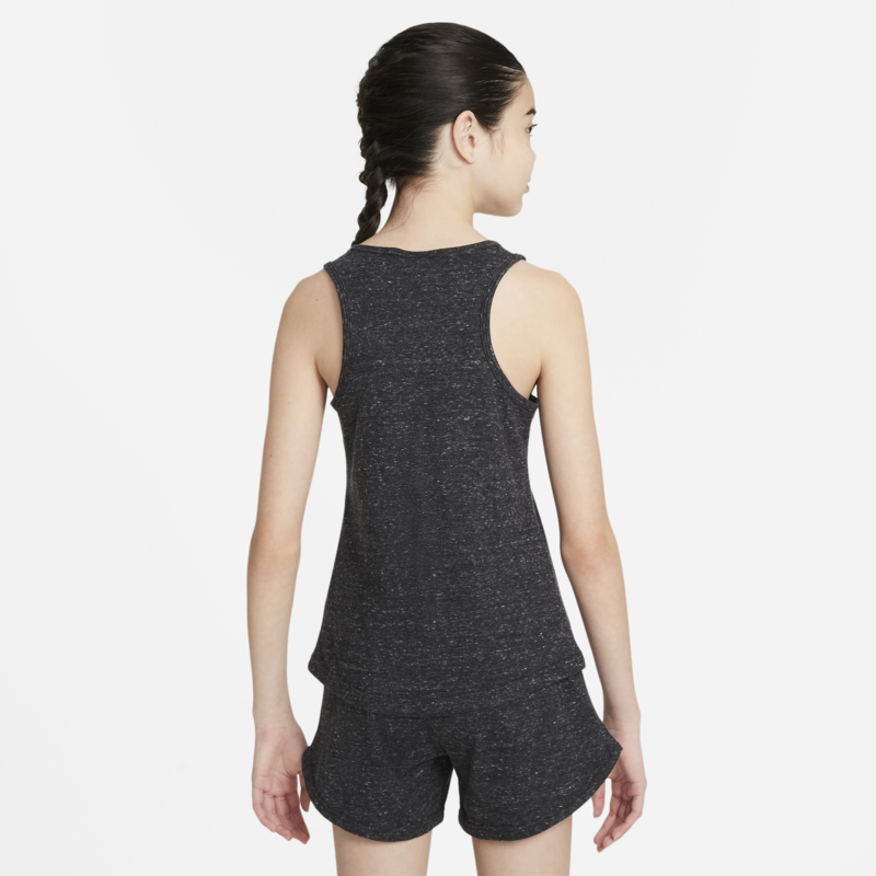Nike Nike Girls Tank Top Grey Concrete DA1386 032