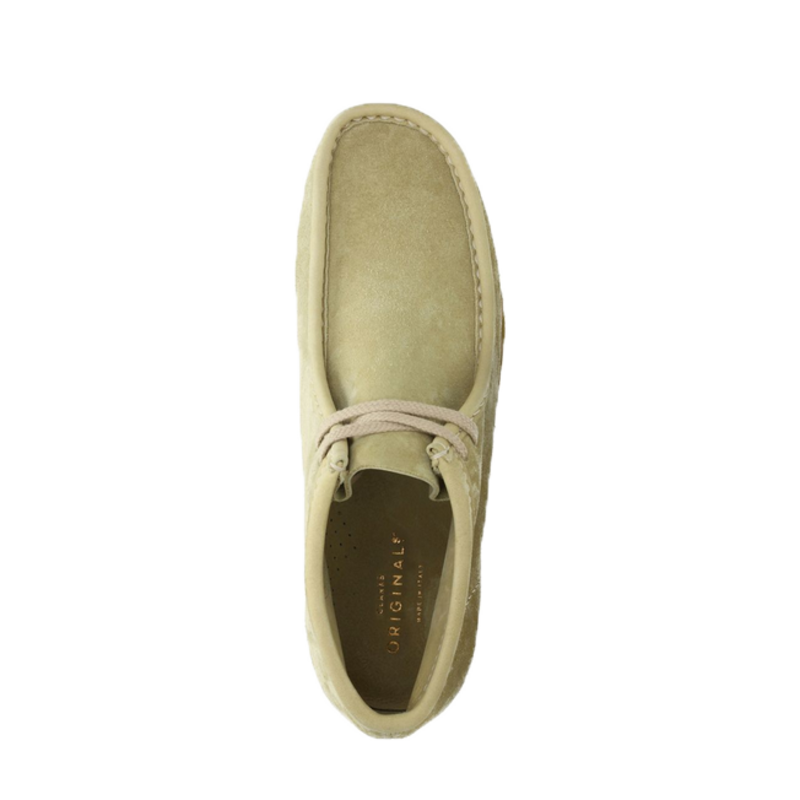Clarks Men's Wallabee Boot 'Maple Suede' 55516