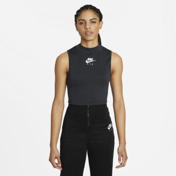 Nike Nike Womens Air Tank Rib Black CZ9341 010