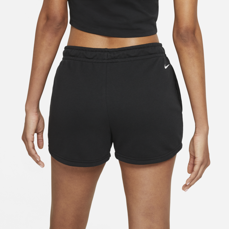 Nike Nike Womens Essential Short Print Black DJ4129 010