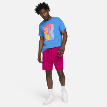 Nike Nike Men's Festival T-Shirt Photo Blue DD1274 435