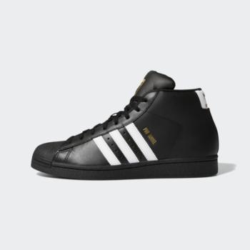 Adidas Adidas Men Pro Model Core Black/Cloud White/Gold Foil FV5723