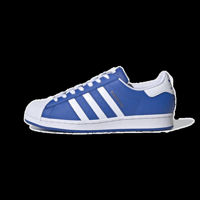 Adidas Adidas Men's Superstar Blue/White FW6010