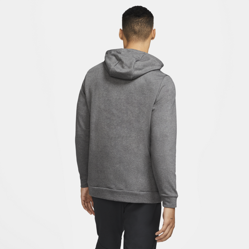Nike Nike Dri-FIT Men's Pullover Training Hoodie Grey CZ6374 071