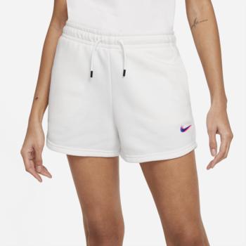 Nike Nike Womens Essential Short Print White DJ4129 100