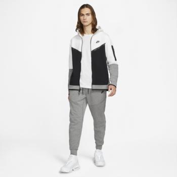Nike Nike Mens Tech Fleece Joggers Carbon Heather/Black CU4495 092