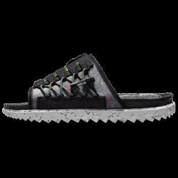 Nike Nike Men's Asuna Crater Slide Black/Iron Grey-White DJ4629 002
