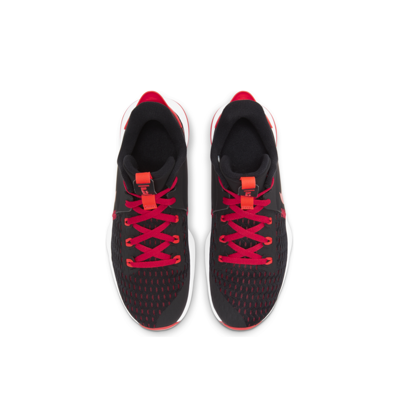 Nike Nike Lebron Witness V Black/Bright Crimson CQ9380 005
