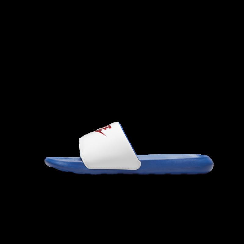 Nike Nike Mens Victori One Slide White/Uni Red CN9675 104