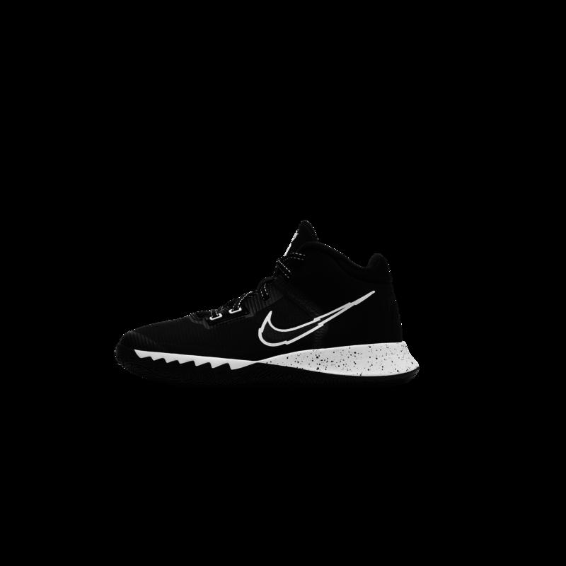 Nike Nike Kyrie Flytrap IV GS Black/White/Metallic Silver CT5537 001