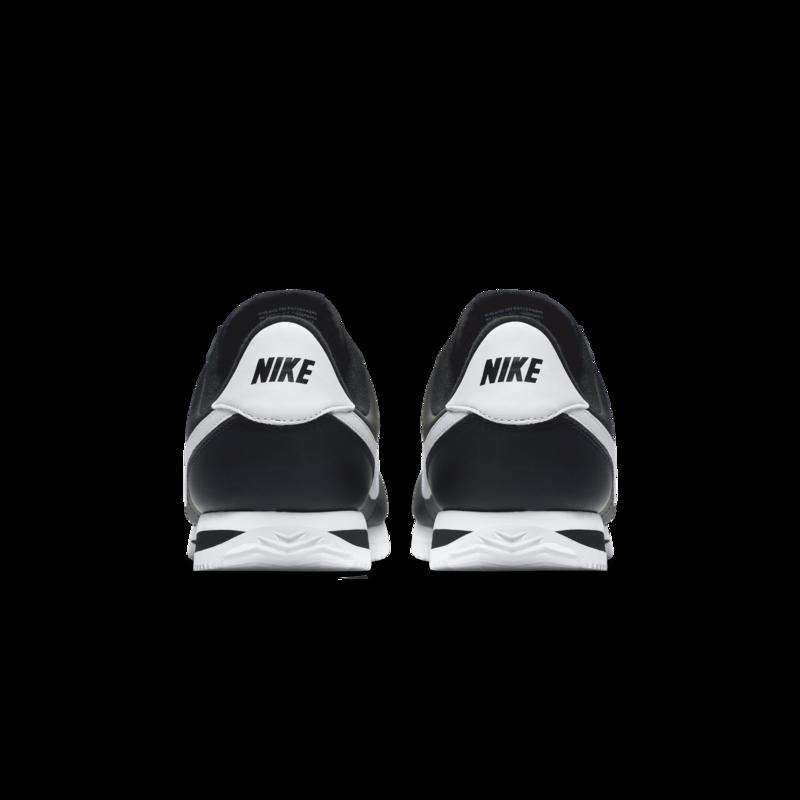 Nike Nike Men's Cortez Basic Leather Black/White 819719 012