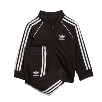 Adidas Adidas SST Tracksuit Black/white GN8441