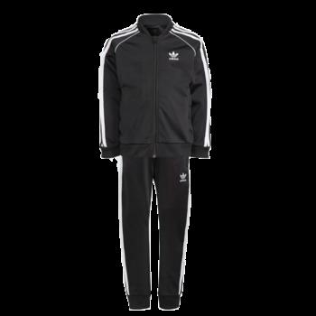 Adidas Adidas Kids SST Tracksuit Black/White GN4362