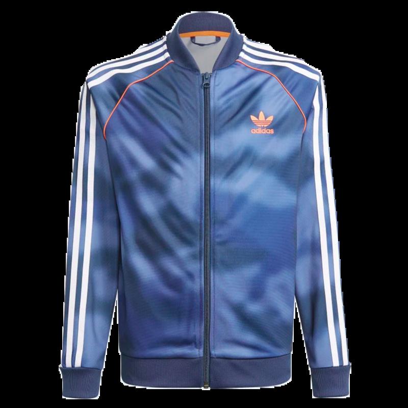 Adidas Adidas Kids SST Top Creblu/Multicolor/Apsord GN4128