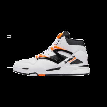 Reebok Reebok Men's Pump Omni Zone II Ftwr White/Wild Orange/Black GD5740