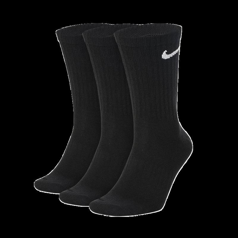 Nike Everyday Lightweight Dri-Fit Socks SX7676-010 Black