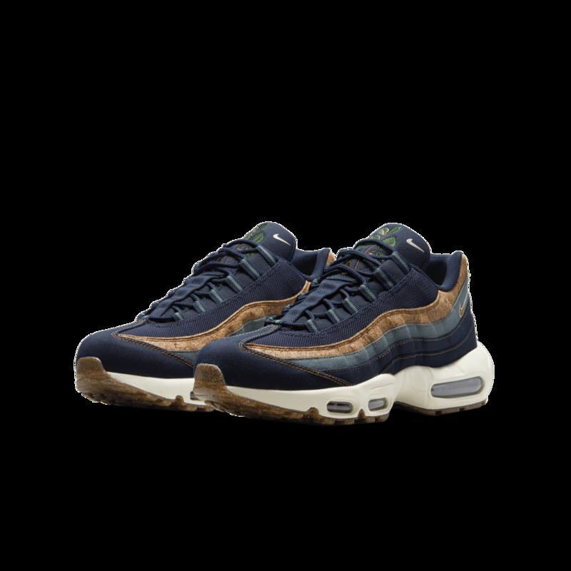 Nike Nike Men's Air Max 95 SE Cork/Obsedian/Thunder Blue DC3991 400