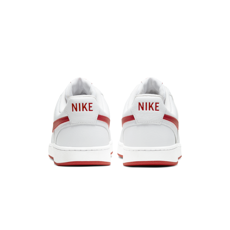 Nike Nike Court Vision Low White/University Red CD5463 102