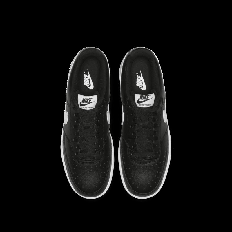 Nike Nike Men's Court Vision Low  'Black/White' CD5463 001