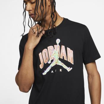 Air Jordan Jordan Air Men's Short-Sleeve T-Shirt Black CZ8383 010