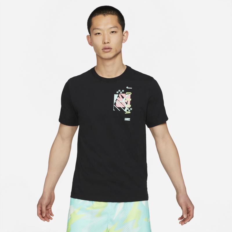 Air Jordan Air Jordan Men's Futura Short-Sleeve T-Shirt Black/Multi CZ8390 010