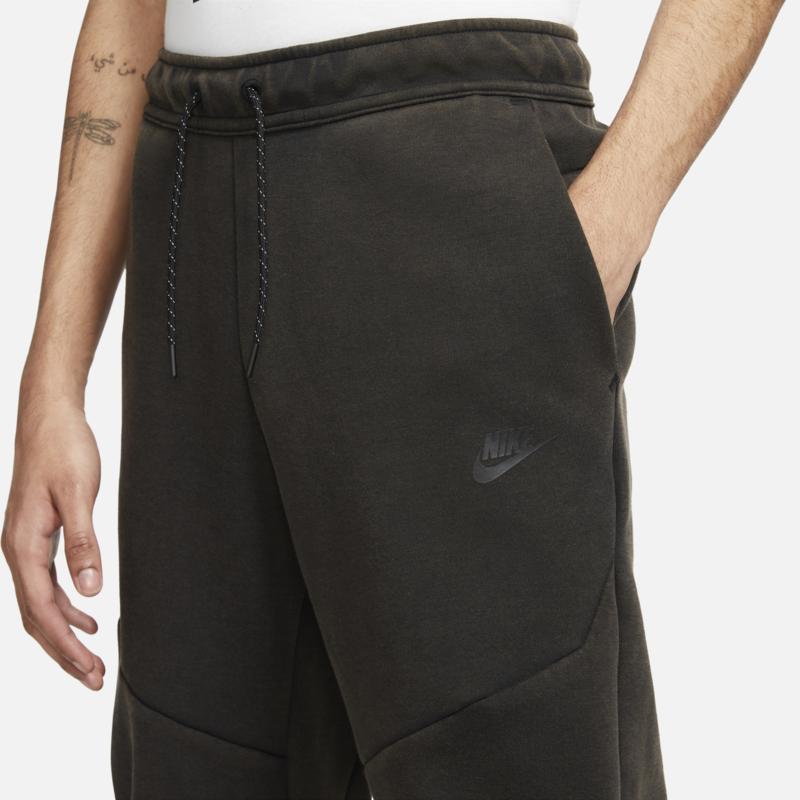 Nike Nike Men's Tech Fleece Washed Joggers 'Black' CZ9918 010