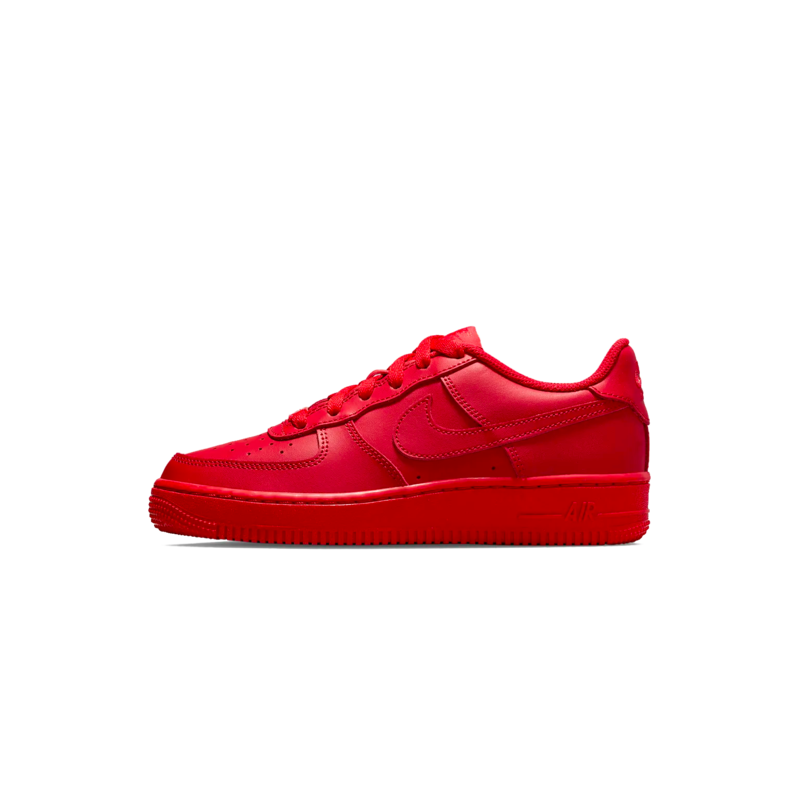 """Nike Nike Air Force 1 Low GS """"Triple Red"""" University Red DM8875 600"""