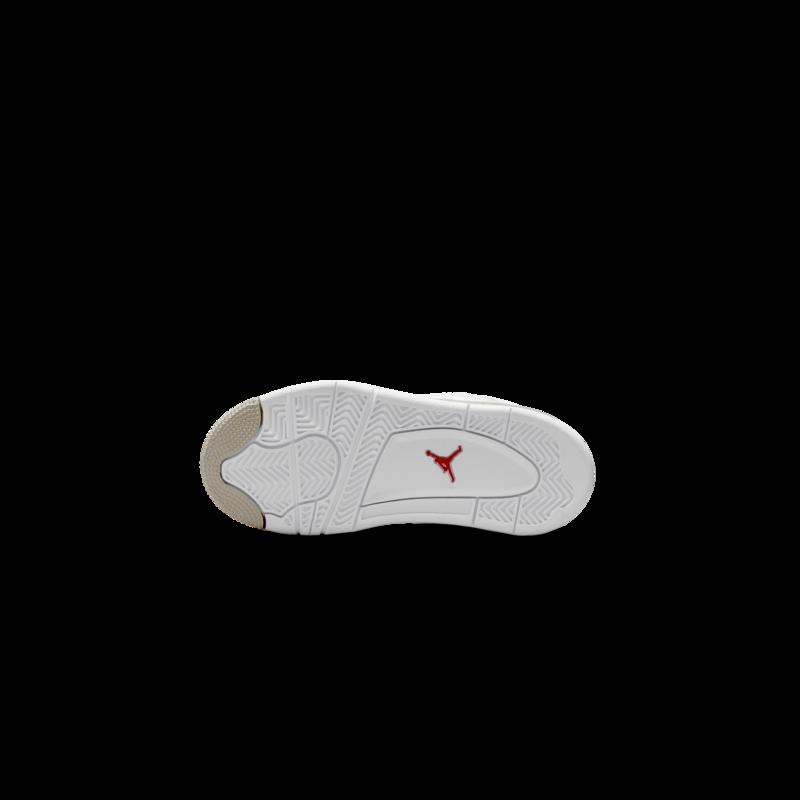Air Jordan Air Jordan 4 Retro 'White Oreo' PS BQ7669 100