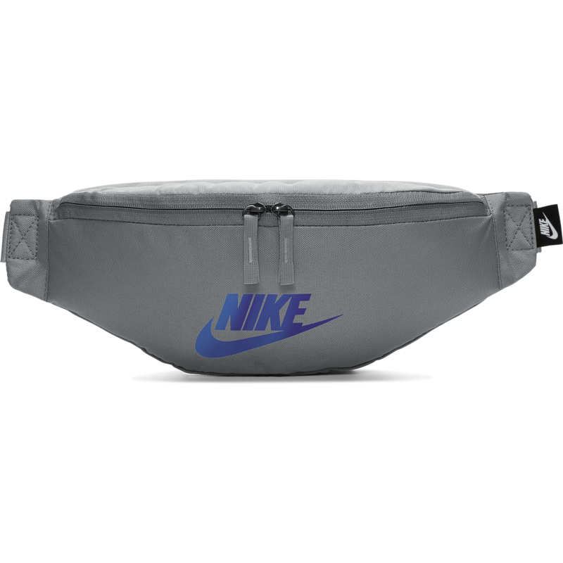 Nike Nike Heritage Hip Pack Waist Bag 'Smoke Grey/Blue' BA5750 084